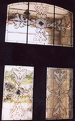 Stained Glass windows - Contact us for stained glass windows and glass gifts, including frames, candleholders, night-lights, and sun catchers.
